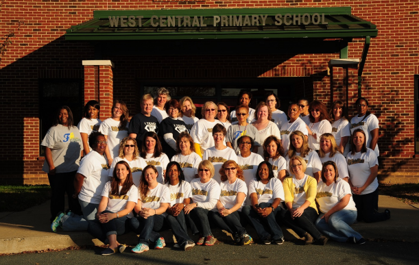 West Central Primary Staff Photo