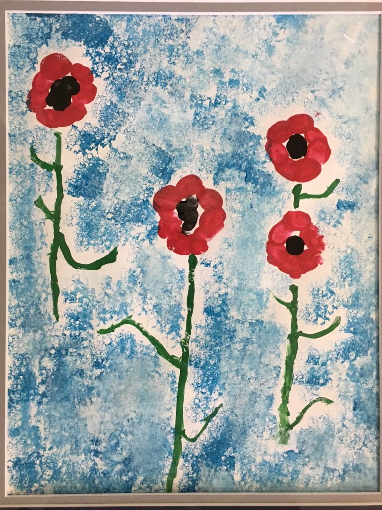 Poppies- Wilberger